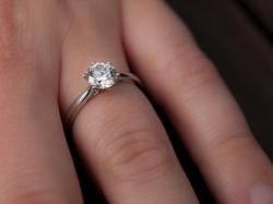 Saving for an Engagement Ring